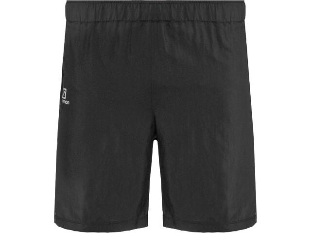 """Salomon Agile 7"""" Shorts Herre black"""